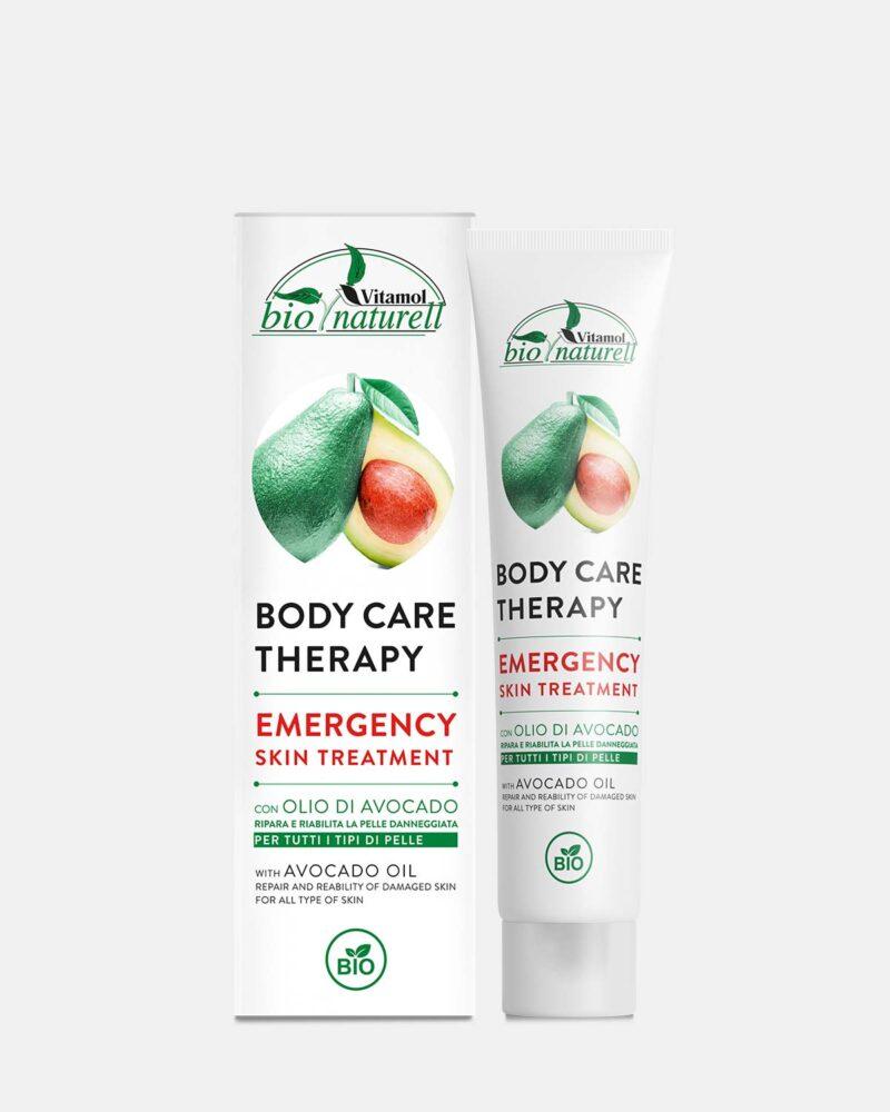 Emergency Skin Care Treatment