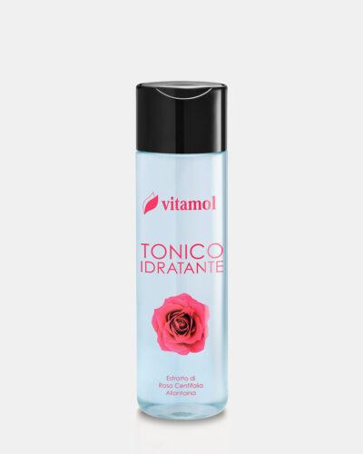 Tonico Idratante viso rosa