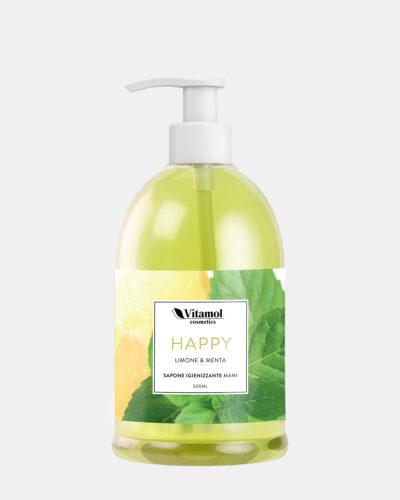 Happy igienizzante mani limone & menta